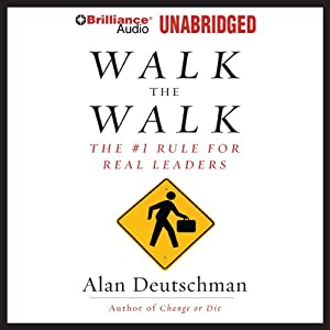 Walk the Walk Audiobook