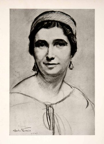 1927-print-cornelia-chapin-albert-sterner-american-painter-etcher-lithographer-original-halftone-pri