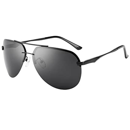 Gafas de Sol Frameless Gafas De Sol Polarized Light Drive ...