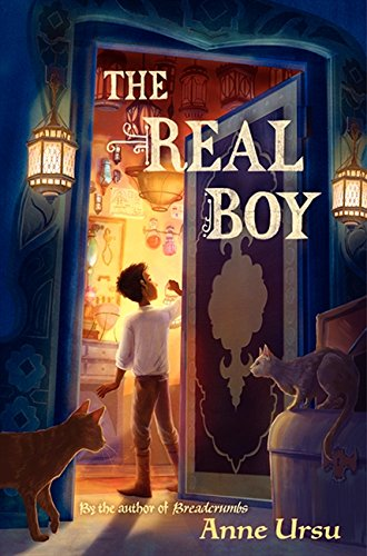 Read Online The Real Boy PDF