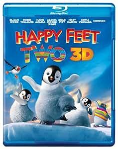 Happy Feet Two (Blu-ray 3D / Blu-ray / DVD)