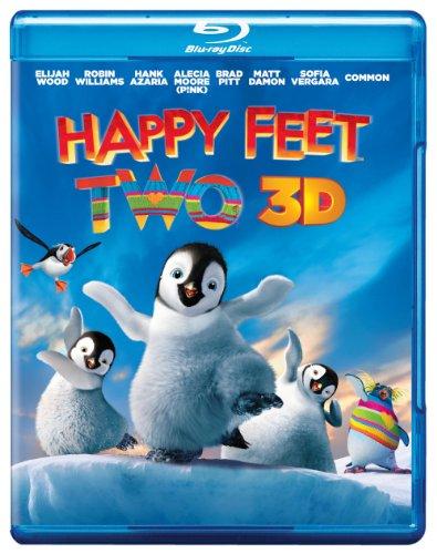 (Happy Feet Two (Blu-ray 3D / Blu-ray / DVD))