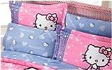 Hello Kitty Sheet Set / Purple Cute Smiles (FULL)