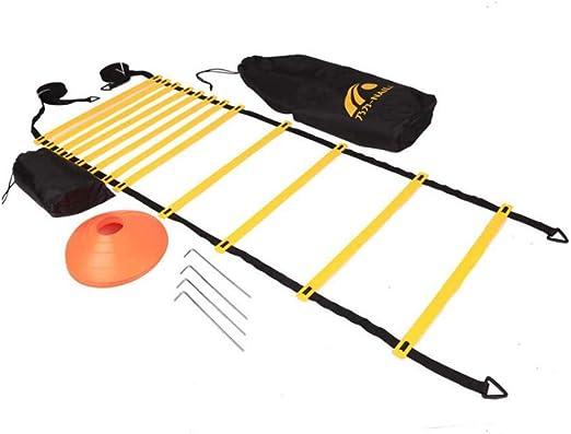 WYX Al Aire Libre Agility Ladder Energy Ladder Escalera de ...