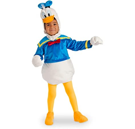 Amazon.com: Tienda de Disney Donald Duck Plush – Disfraz ...