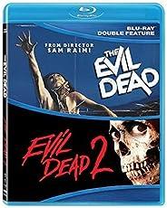 Evil Dead 1 & 2 Double Feature [Blu-