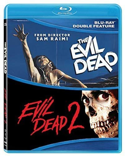 Evil Dead 1 & 2 Double Feature