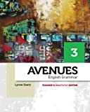 Avenues 3 English Grammar Annotated Teacher's Edition, Gaetz, Lynne, 2761351258