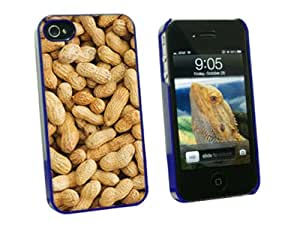 Graphics and More Peanuts - Snap On Hard Protective Case for Apple iPhone 4 4S - Blue - Carrying Case - Non-Retail Packaging - Blue