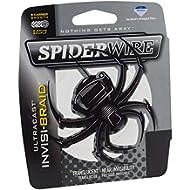 [Sponsored]SpiderWire Ultracast Invisi-Braid Superline Fishing Line