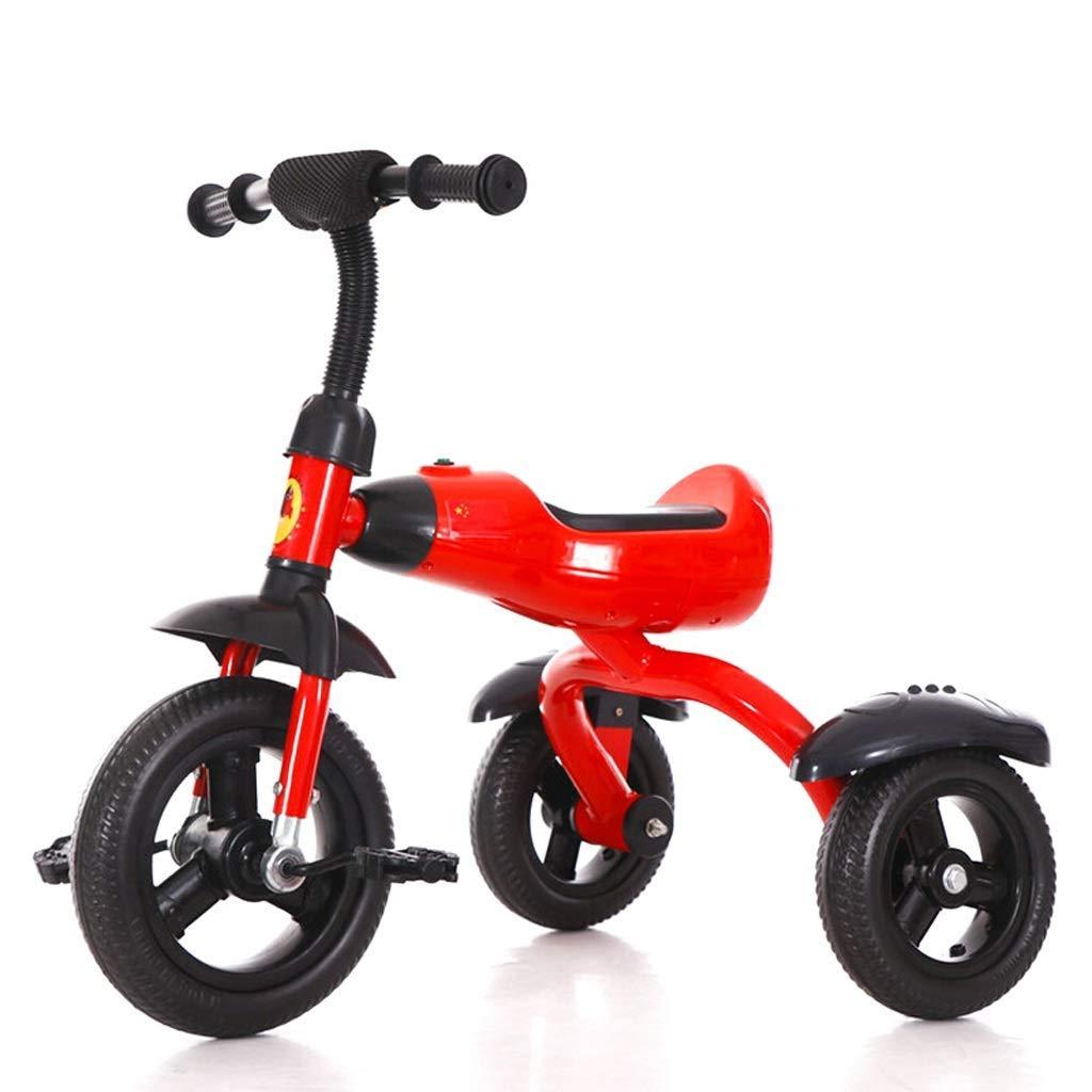 ZLMI Andador, Triciclo de niños Bicicleta para niños de 2 a ...