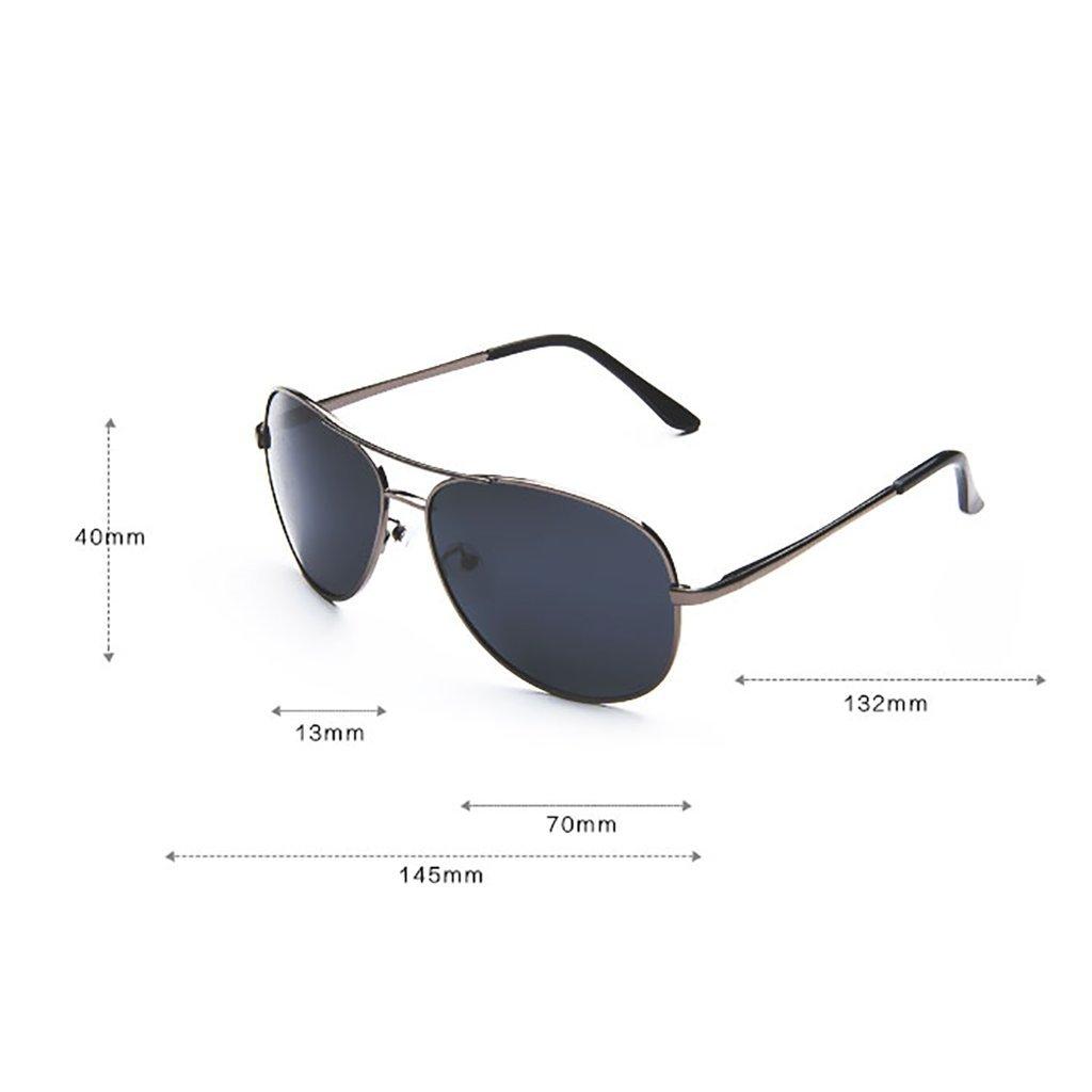 YGyanjing Moda Caliente Gafas de Sol de Gafas de (Color Hombre ...