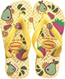 Havaianas Tutti Frutti Sandal (Toddler/Little Kid),Revival Yellow,31-32 BR (1-2 M US Little Kid)