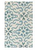 Surya Kate Spain MRS2008-811 Hand Woven Casual Area Rug, 8-Feet by 11-Feet, Multicolor