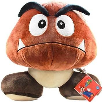 Amazon Com Little Buddy 1245 Super Mario Series Goomba 12 Plush