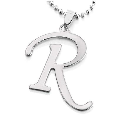 iMETACLII Grande Nombre Inicial Letra del Alfabeto R ...