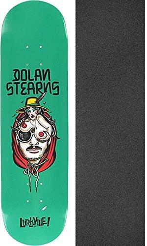 タヒチ組立うめき声LurkvilleスケートボードDolan Stearns TT ProスケートボードDeck – 8.25