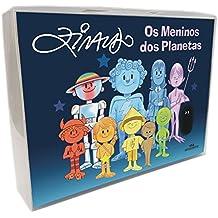 Coleção os meninos dos planetas
