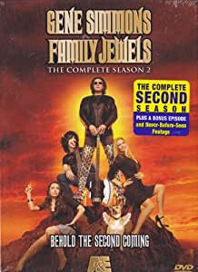 Gene Simmons Family Jewels - Complete Season Two - Edition with Bonus Episode