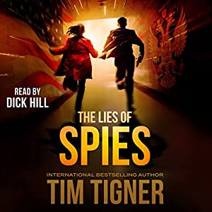 The Lies of Spies Audiobook