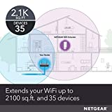 NETGEAR WiFi Mesh Range Extender EX6400