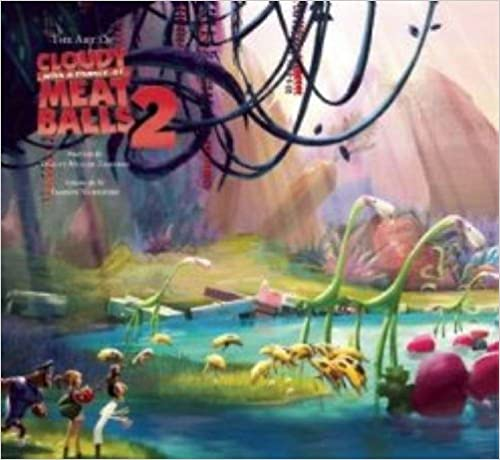 Book Art of Cloudy With a Chance of Meatballs 2