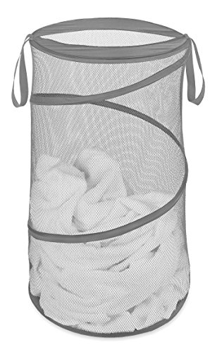 Whitmor 15 inch Collapsible Laundry Hamper product image