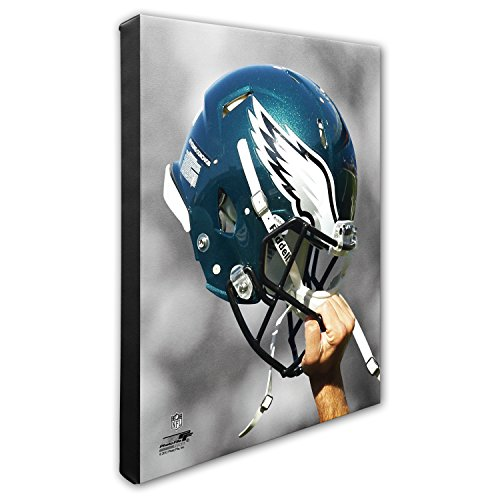 "NFL Philadelphia Eagles Beautiful Gallery Quality, High Resolution Canvas, 16"" x 20"""
