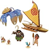 Disney Moana Boat Playset