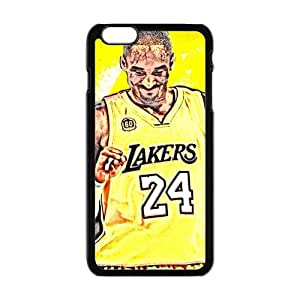 Happy Kobe Bryant Cell Phone Case for Iphone 6 Plus