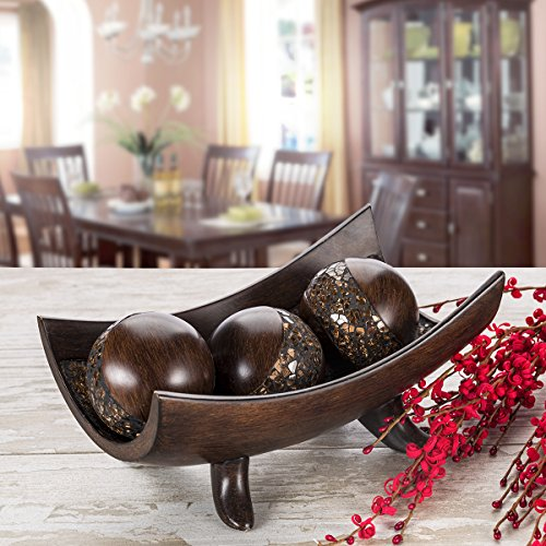 Creative scents schonwerk decorative bowl centerpiece