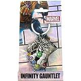 Marvel Thanos Glove Pewter Key Ring