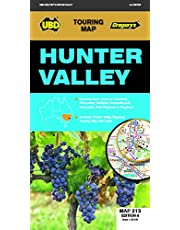 Hunter Valley Map 213 6th ed