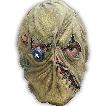 Nines dOnil Ghoulish productions - Máscara de látex espantapájaro