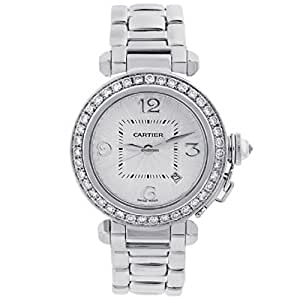 Cartier Panthere de Cartier Automatic-self-Wind Female Watch (Certified Pre-Owned)