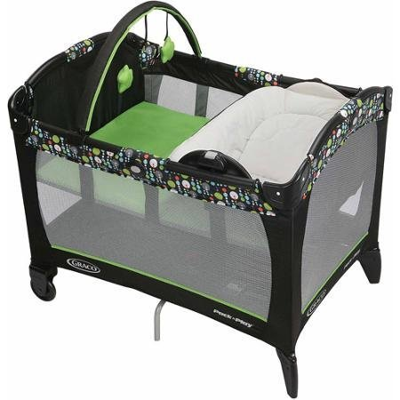 Graco Pack 'n Play Playard with Newborn Napper, Miami