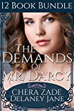 The Demands of Mr. Darcy: An Erotic Pride & Prejudice BDSM Punishment Short Story Bundle (Mr. Darcy's Dark Desires)