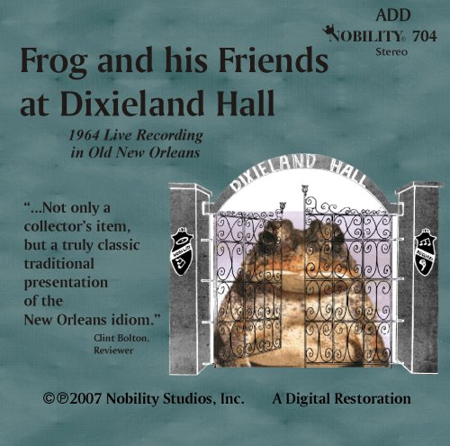 Frog and His Friends at Dixieland Hall (Jack Frog)