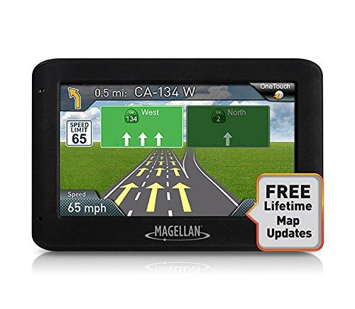"Magellan Roadmate 2525-LM 4.3"" Portable GPS Navigator"