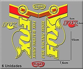 Ecoshirt Articulos Y Vinilos Personalizados Pegatinas Fox Flota 32
