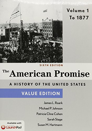 american-promise-value-edition-6e-v1-launchpad-for-the-american-promise-and-value-edition-6e-six-mon