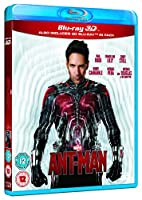 Marvel's Ant-Man [Blu-ray 3D + Blu-ray] by Walt Disney Studios Home Entertainment
