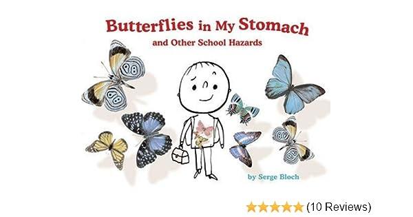 Kupu-kupu dalam perut