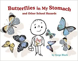 Stomach What Mean Does Butterflies In