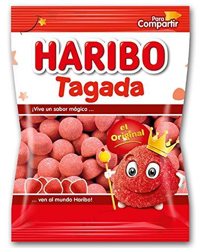 4x Haribo PRIMAVERA ERDBEEREN each Bag 200g (German - Haribo Strawberry