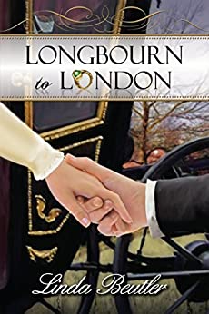 Longbourn to London by [Beutler, Linda]