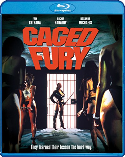 Caged Fury [Blu-ray]