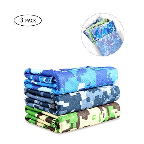 Biange Microfiber Sports Cooling Towel product image