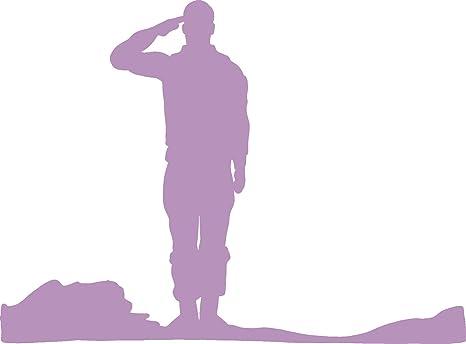 Amazon.com: Adhesivo de vinilo para soldado de HBARSCI, 5.0 ...