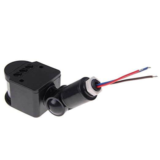 Sensor de movimiento 220V 12V Detector de movimiento Sensor ...